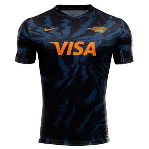 El Jaguares 2020 adultos Super Rugby Jerseys Camisa Maillot Camiseta Maglia Tops S-5XL Kit Maglia Tops