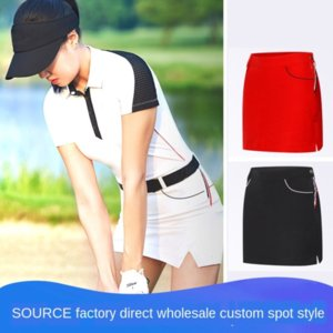 2020 golf dress women's pants outdoor sports casual skirt light-proof outdoor sports pants skirt