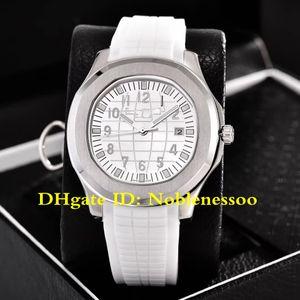 -001 5168G 40mm 5167A-001 5168G-001 5168G 5168 5167A 5167 elásticos de Men Watch Aquanaut 7 Cor Luxo Transparente Automatic Mens Relógios
