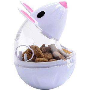 الحيوانات الأليفة الطاعم لعبة القط الفئران شكل الغذاء المتداول تسرب موزع السلطانية لعب التدريب ألعاب تعليمية للقطط