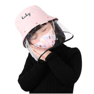 Antispitting Get high quality Protective Hat Hats & Caps Hats, Scarves & Gloves Dust andprotection Dustproof Cover Kids Boys Girls Fi