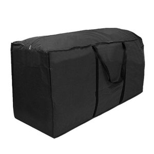 New Outdoor Furniture Cushion Storage Bag Christmas Tree Organizer Home Multi-Function Large Capacity Sundries Finishing Contain
