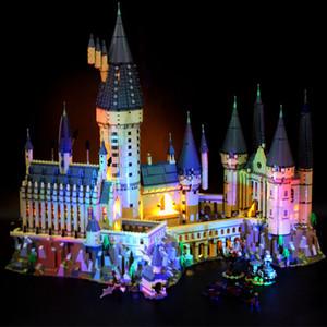 Harri movie Led Light Set Pour Compatible Iegoset 71043 16060 Education Blocs de construction briques Jouets Cadeaux