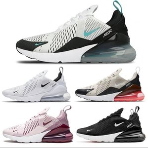 Air Cushion Max 270 Bruce Lee Triple Black White CNY Rainbow Trainer Road Star BHM Iron 27C Sneakers Men Women Running Shoes 36-46