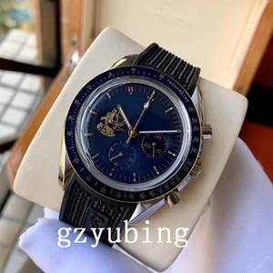 Nouvelle meilleure qualité Mens Watch maître Apollo 11 50e édition limitée Mouvement Quartz Full Fonction Gentleman
