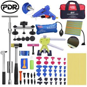 Reparação Super PDR Corpo de carro kit de pintura Menos Dent Ferramentas de remoção dent extrator martelo deslizante para a reparação automóvel corpo
