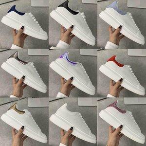 2020 tasarımcı moda lüksalexander McQueensmcqueenmqueen erkek bayan ayakkabı sepetler sneakersdMHn #