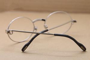 Luxury-Brand occhiali 1168111CA nobleman occhiali da vista in metallo di alta qualità full-rim occhiali da sole personalizzati telaio full-set