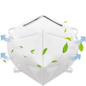 24H Ups Shipping In Stock! Face Mask White Masks 9000Ing Mouth 9001V 9502V Mask Dustproof Anti-l Masks Fy0006