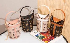 Tasarımcı çanta 2020 Yeni Geliş Kişilik Kadın Çantası Mini Kepçe Çanta Zinciri Omuz Messenger Çanta