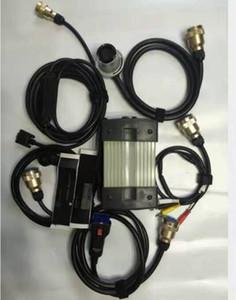 MB Star C3 Multiplexeur version haute qualité mb sd connexion compacte 3 puce complet relais blanc professionnel de câble pour des outils de diagnostic benz