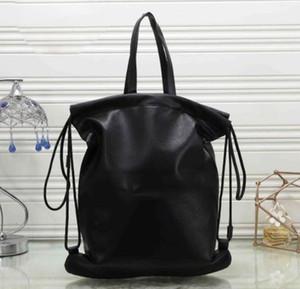 Le donne borsa zaino uomo casuale del progettista Viaggiare Zaino in pelle modo di alta qualità di lusso di grande capienza di viaggio del sacchetto //