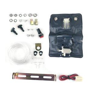 Pompa auto lavacristalli Kit tubo flessibile con 1L Universale rondella Borsa OE 151.286.776.374 con tubo della pompa