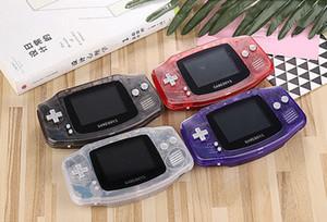 HOT بيع Coolbaby RS-5 المحمولة ريترو المصغرة المحمولة وحدة تحكم لعبة يمكن تخزين 400 ألعاب 8 بت 3 بوصة LCD اللون لعبة لاعب مع حزمة البيع بالتجزئة