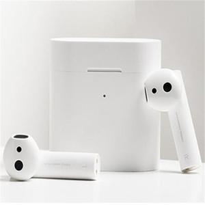 Xiaomi Youpin Airdots Pro 2 Mi verdadeira sem fio fone de ouvido Air 2 TWS fone de ouvido com cancelamento de ruído lHDC Tap Control dupla MIC 2021