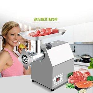 2020 Nuevo escritorio eléctricas de carne Grinder Salchicha embutidora de acero inoxidable Picadora fabricante cortador corte Machine110V / 220V