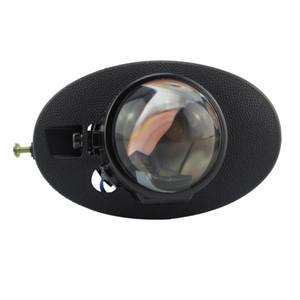 Ön tampon far halojen LED hid H8 H9 ampul spot Yüksek Düşük Işın sis far lens HONDA FIT JAZZ 2008 için ev meclisi