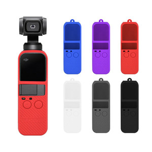 For DJI OSMO Pocket Handheld Gimbal Protective Silicone Cover Case Drone Parts