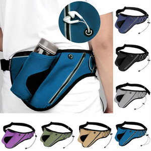 Fashionable Bag Mini Shoulder Multi-Function Mobile Phone Bag Outdoor Sports Waist Pack Portable Belt camping equipment