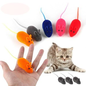 1PCS Multicolor Creative Funny False Mouse Pet Cat Toys Mini Funny Playing Toys for Cats Kitten