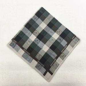 * 43 Handkerchief Square Pure 12pcs Cotton Scarf Handkerchief 43cm Nqiia de los hombres