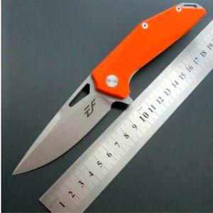 Bıçak Çoklu Araçlar Cep Survival şimdi hediye bıçak Adker katlama eafangrow EF37 D2 bıçak G10 kolu Taktik Av
