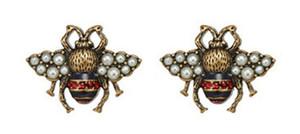 2019 Orecchini Orecchini lega strass Designer nuovo modo orecchini dei monili delle donne di modo Orecchino Gifts consegna veloce