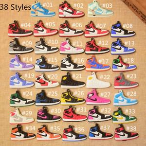 Sneaker Schlüsselanhänger Joint Co-Branded-Schlüsselanhänger Schlüsselanhänger Concessions Taschen-Zubehör Handy-Bügel-Rucksack 38 Arten