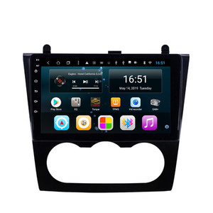 """Android car player with GPS Resolution HD 1024 * 600 multi-touch screen bluetooth multimedia player for Nissan altima manual AC 2008-2012 9"""""""