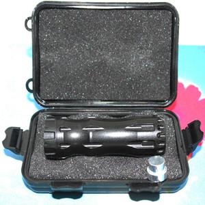 EN STOCK US Overlord Mech Mod 24mm 18650/21700/20700 batterie Russie mécanique Tube Mod expédition rapide