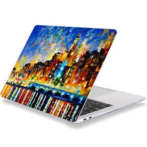 Macbook Case for Macbook Pro  MacBook Air Painting-B 11 12 13 15 16 Inch Release Plastic Hard Shell Laptop Cover All Models Av