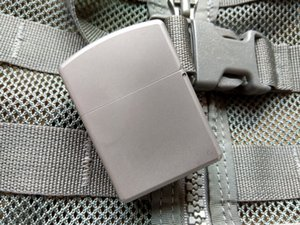 التصميم الأصلي البريدي نمط cnc تشكيله الصلبة tc4 سبائك التيتانيوم edc diy outdoor الرياضة التخييم بقاء التكتيكية ولاعة firestar