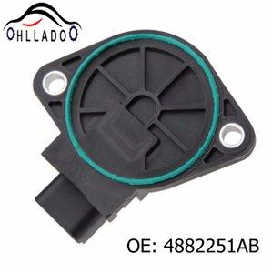 C hrysler D odge Mitsubishi Araç Aksesuarları Sensor For HLLADO Oto Eksantrik Krank Mili Konum Sensörü 5093508AA 4882251AB 4882851