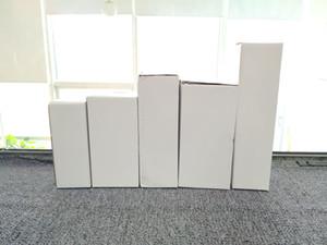 boîtes d'emballage de tasse personnalisée 20 oz maigre verre boîte d'emballage Personnaliser différents modèles produits rapides boîtes pliantes blanches pour beaucoup la taille A07