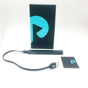 플러그 앤 USB 충전기와 빈 플러그 포드에 대한 DNA Vape 배터리 충전식 500mAh E CIG 배터리 전자 담배 Vape 펜 배터리 재생