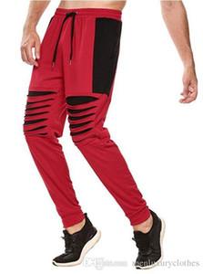 Pantalones de hiphop de diseñador Pantalones de chándal casuales para hombre Chios Deportes masculinos Pantalones de lápiz drapeados de primavera y verano Pantalones de chándal