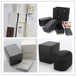 Роскошные мужские часы коробка оригинальный внутри и снаружи женские часы коробка бумажный подарочный пакет мужские часы коробка с автоподзаводом