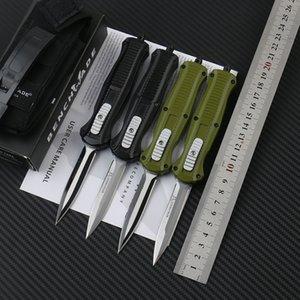 BM 3300 3350 C07 C81 мини двойного действия автоматические ножи 440 лезвие из нержавеющей стали Карманный нож с розничной коробкой A07 616 A161 бесплатная доставка