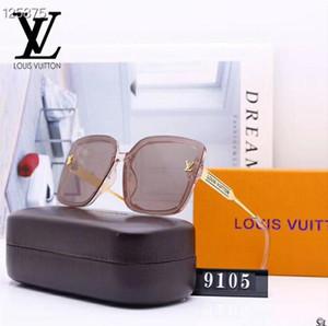 Yeni erkek polarize güneş gözlüğü güneş gözlüğü sürüş kare kare Pilot bayan gözlük moda klasik marka kaplı spor UV400