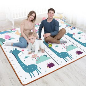 Baby Crawling Play Mat Kids Rug Developing Puzzle Mat Toys For Children Mat Waterproof Giraffe Eco-friendly Carpet Playmat