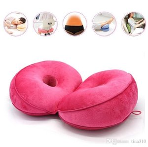 The Multi-functional plush hip seat cushion Folded cushion for leaning on Hold pillow Can receive T4H0194