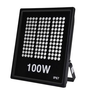 30W ectangular 스포트라이트 프로젝터 110V 차가운 흰색 거실 식당 사각 LED 램프 조명기구