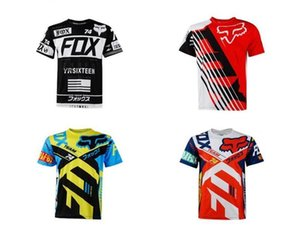 2020 cycling clothing top T-shirt new team version short-sleeved T-shirt sports T-shirt TLD downhill suit quick-drying breathable perspirati