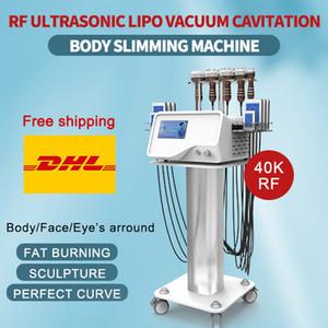 4d machine à haute fréquence de cavitation machine de cavitation infrarouge sessions laser lipo de CE fda médicale pour taibo