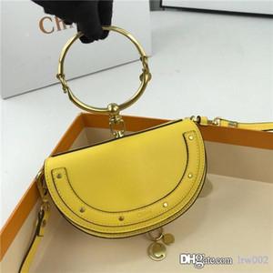 Heißer Verkauf berühmte Designer Frauen Handtasche neue Armband Schultertasche aus echtem Leder Umhängetasche Stern 7264991 Chol Serie Größe 20 * 6.5 * 12cm *