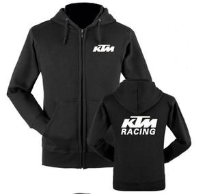 KTM absorbente de humedad carreras de montar motocicleta traje suéter caliente Knight anti-caída que arropa el suéter de lana caída de la velocidad