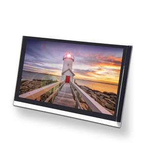 12,5-дюймовый 8,0-плеер 4K HD1080P Поддержка WIFI / HDMI / USB / TF / BT 2G / 16GB ROM APP загрузить Подголовник монитор Android