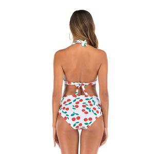 2020 et européenne Pop American Conservative Maillots de bain à la mode Up Jupe de Split Large2020 été en plein air Plage Mode Sexy Bikini Swimsu # 559