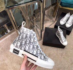 Christian Dior SHOES luxury Neue limitierte Auflage der Frauen und Männer Schuhe niedrig zu helfen bequeme Freizeitschuhe, High-End-Sport sh b23 dior oblique kaws converse