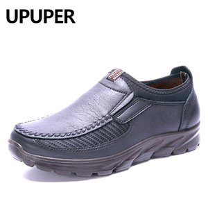 UPUPER Outdoor Sneakers Men Running Shoes Lightweight Breathable Men Handmade Trainers Sport Shoes Zapatos Hombre Big Szie 48